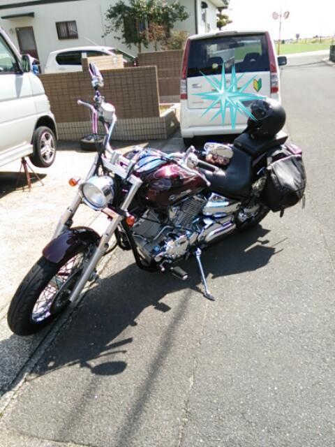 エギンガーZ君バイク