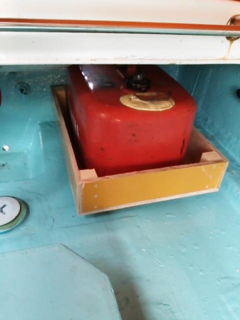 タンク台1