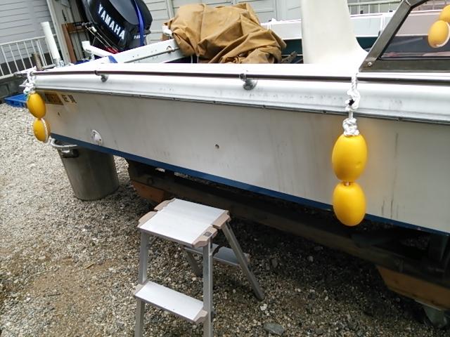 ボート整備2