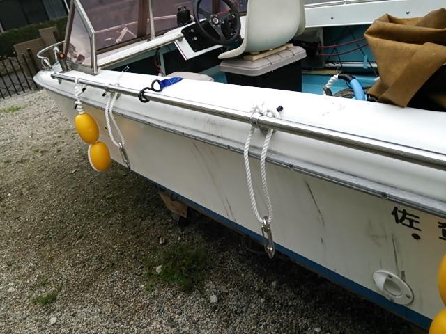 ボート整備7