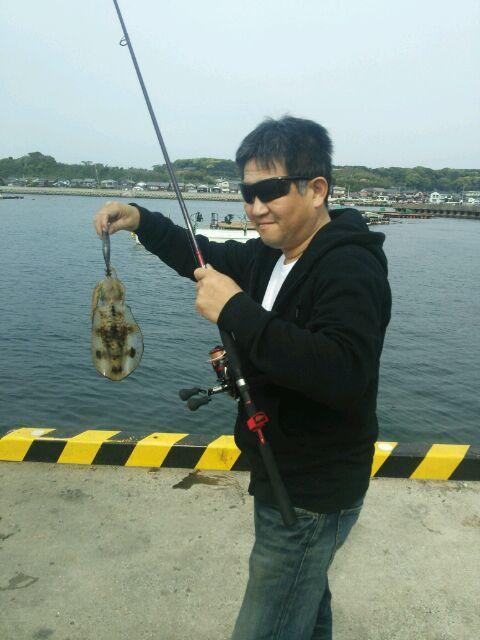 ゆうびん釣りクラブ釣果3