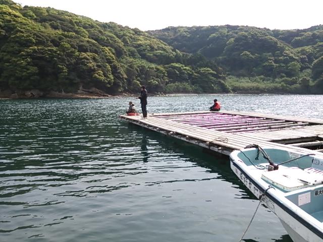 ボートエギング8