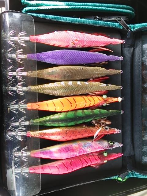 釣りの準備3