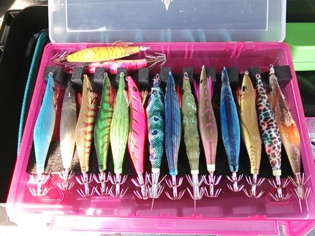釣りの準備4