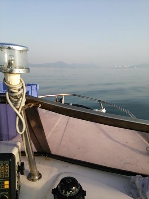 ボートの釣果1