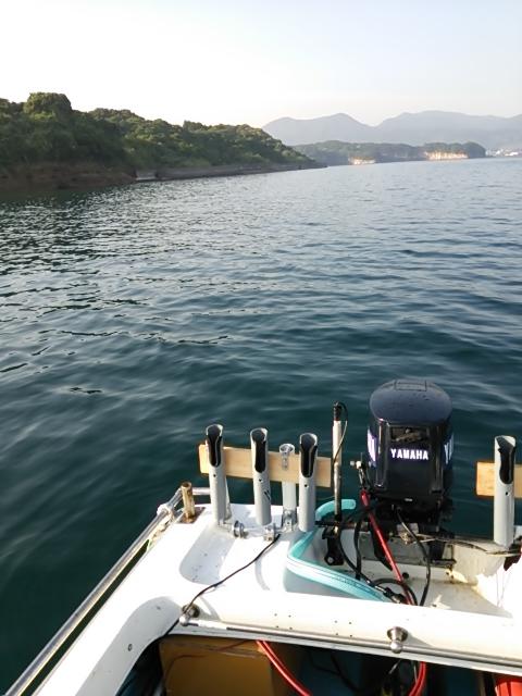 ボートの釣果4