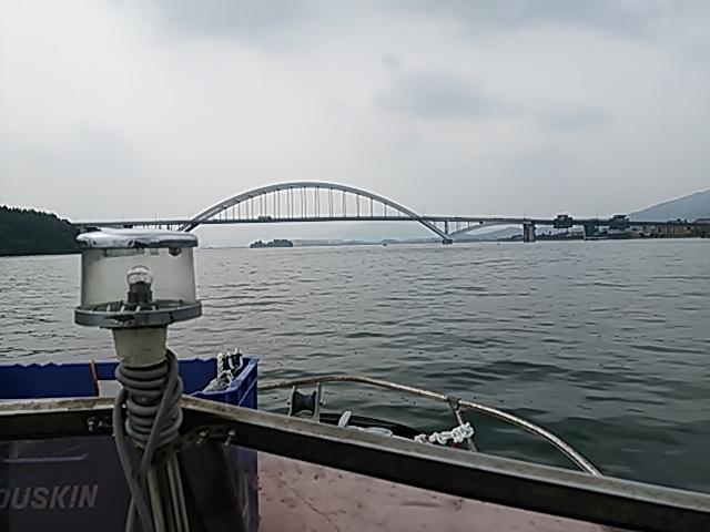 ボート釣り4