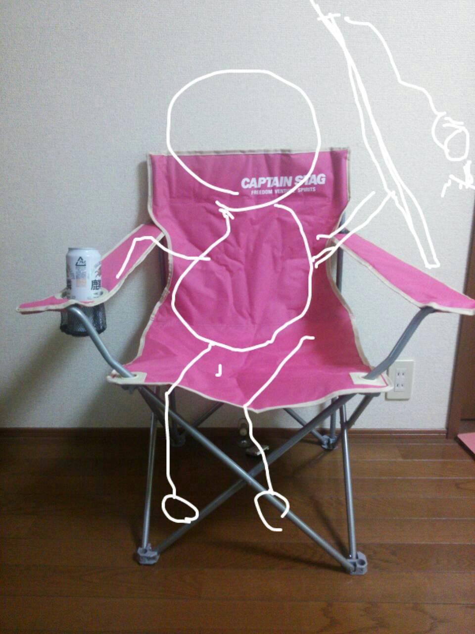 タイッちゃん椅子
