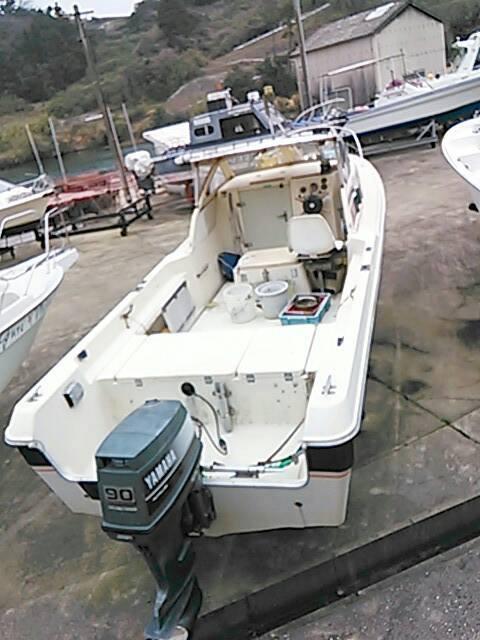 22フィートボート1