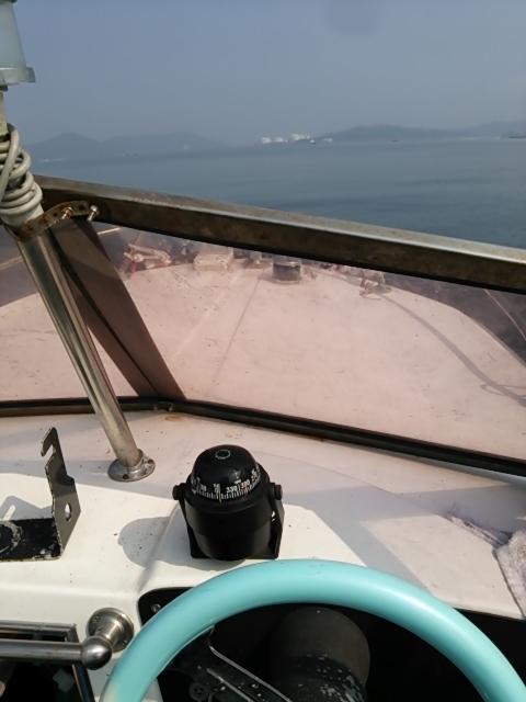 ボート修理4