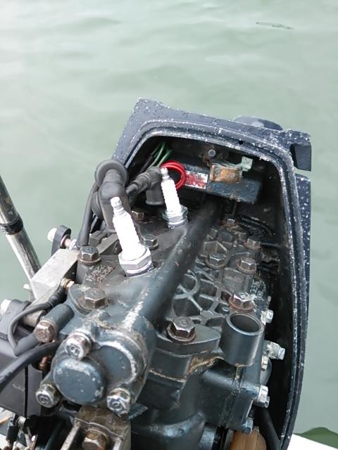 ボート整備1