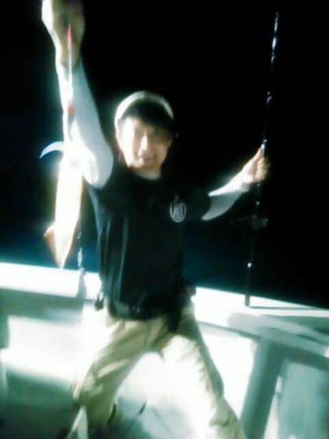 ヤリイカ釣り3
