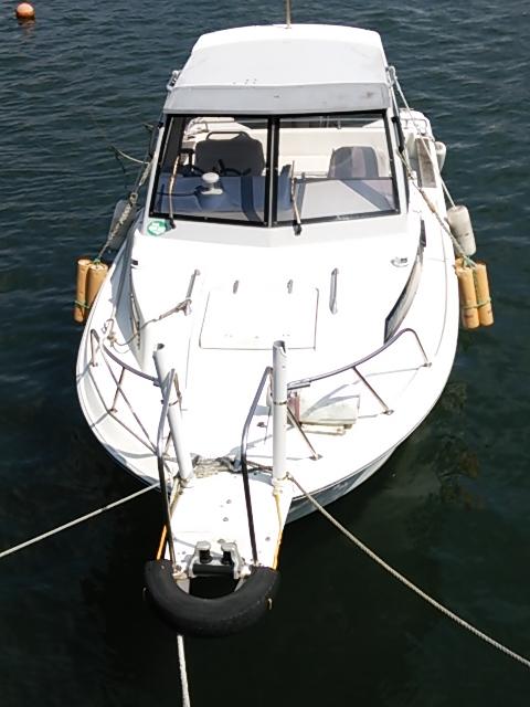 ノダ船長のボート1