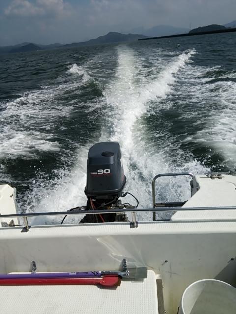 ノダ船長のボート2