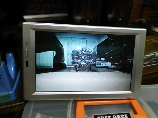バックカメラ加工10