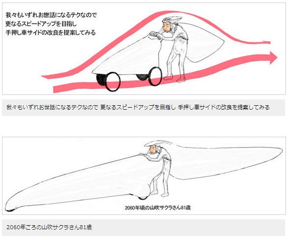 手押しカート進化2