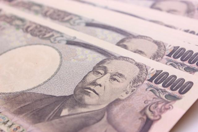 >一万円稼ぐ