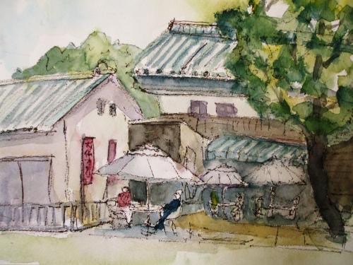 奈良 大仏前 駐車場