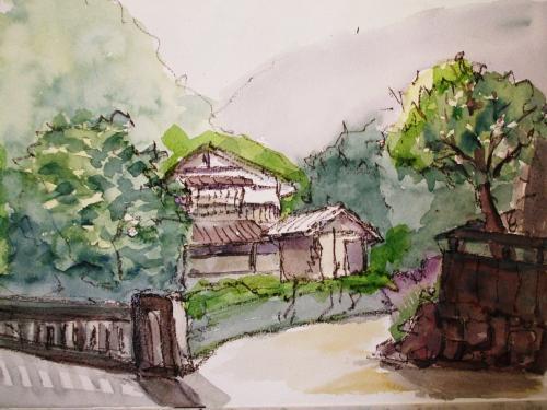 大原 石橋