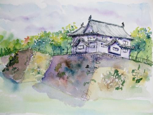 大阪城 隅櫓