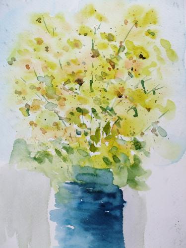 黄色い花 DSCF4970_convert_20140823172603