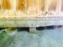 景福 女浴槽 湯口