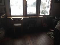 木の芽カフェカウンター席