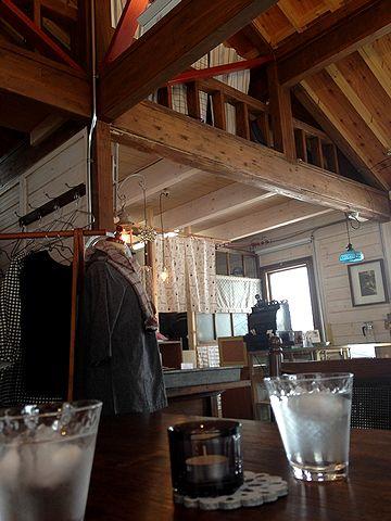 木の芽カフェ店内2