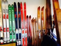 ノマドのスキー板