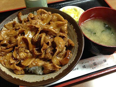 高田屋チャップ丼