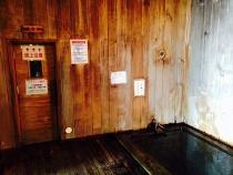 カミホロ荘 サウナと水風呂