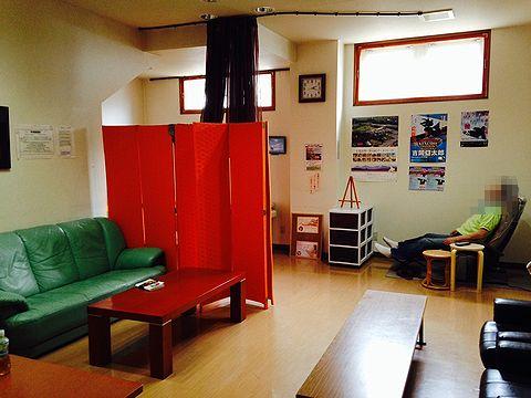 カミホロ荘 休憩所 1