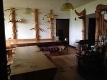 ヌタプカウシペ・食堂