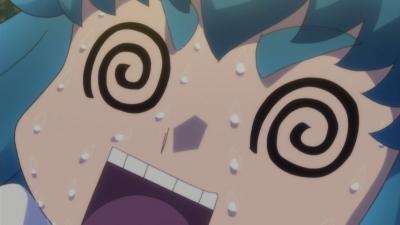 な、なんでもない…ひーみーつー!!!