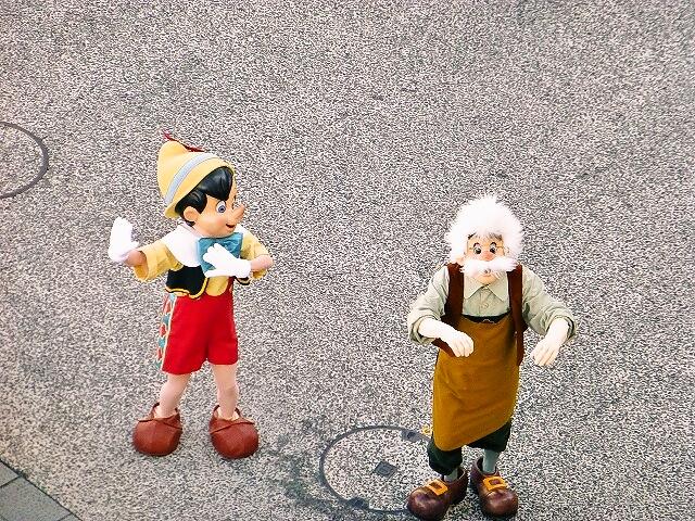 ピノキオ1
