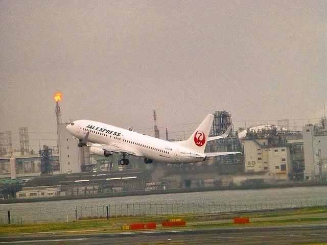 羽田から那覇12