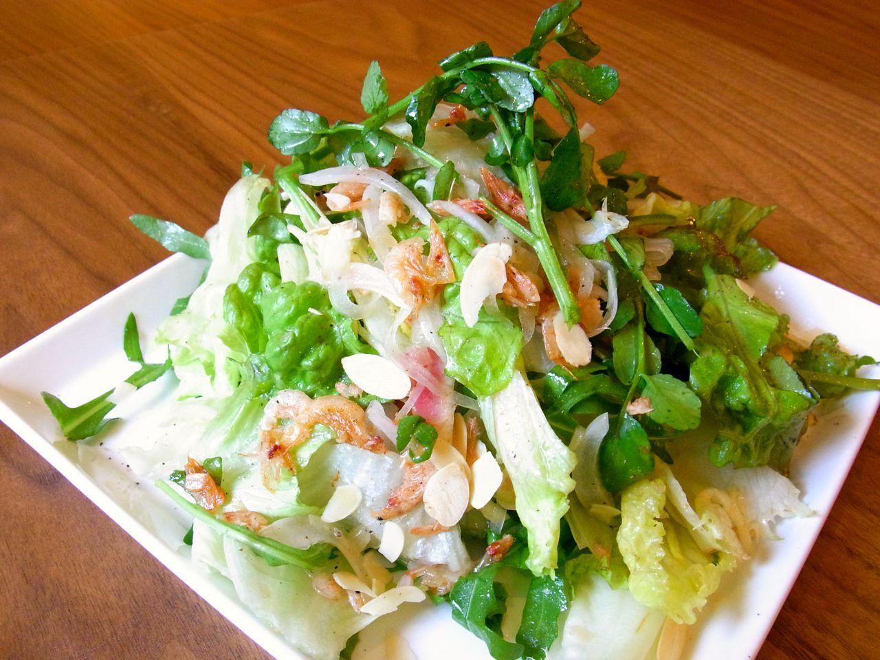 桜海老サラダ