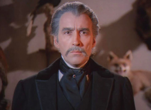 Christopher Lee Jess Francos Count Dracula 02