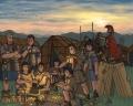 ローマ軍の物語Ⅷ 夕餉