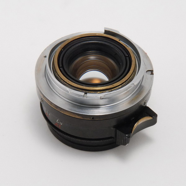 ライカ ズミクロンM35/2(BP)8枚玉・ドイツ_763919b