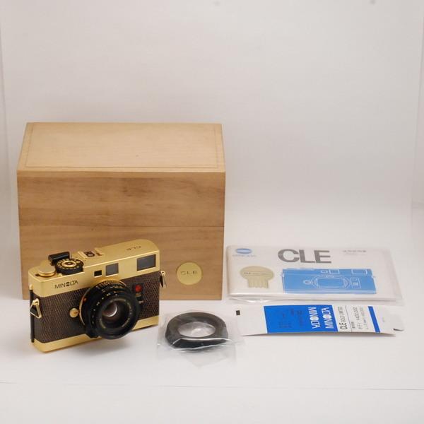 ミノルタ CLE GOLD LIMITED_769607c
