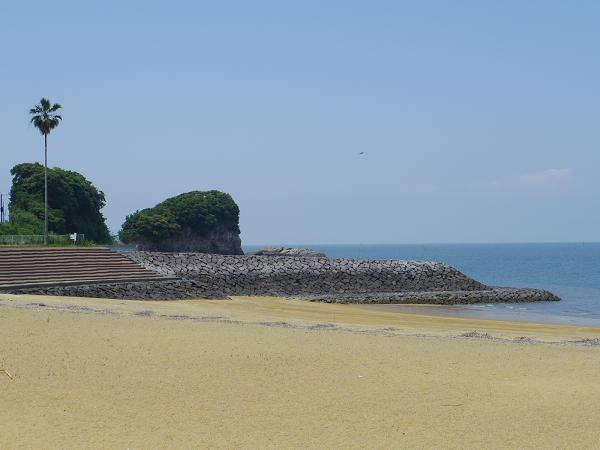 白浜海岸8
