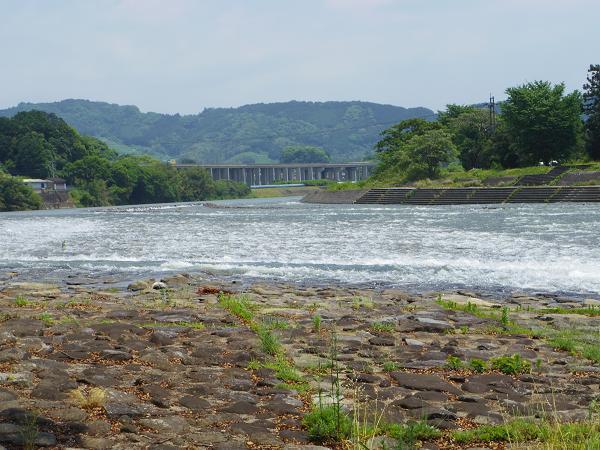 山田井堰1