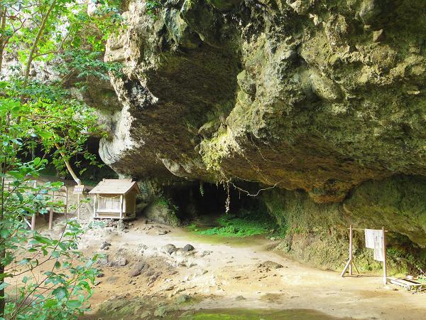 青の洞門4