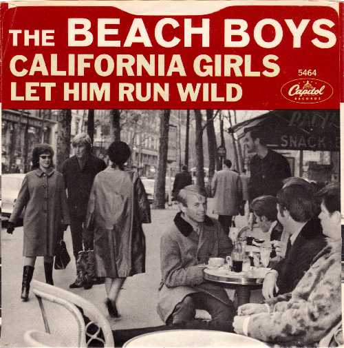 Beach Boys, The - California Girls