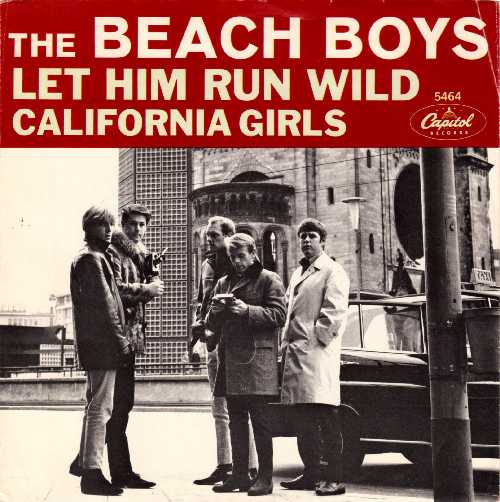 Beach Boys, The - Let Him Run Wild