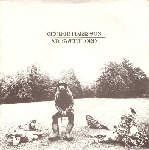 George Harrison - My Sweet Lord Front