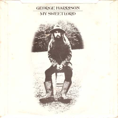 George Harrison - My Sweet Lord Back