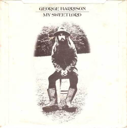 George Harrison - My Sweet Lord Back