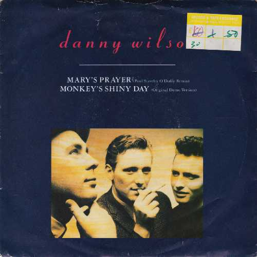 Danny Wilson - Mary's Prayer Front